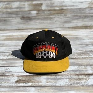 Vintage World Cup 90's Germany Hat